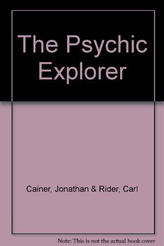9780749923594: The Psychic Explorer
