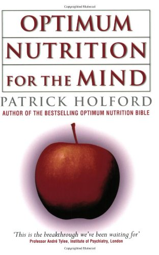 9780749923983: Optimum Nutrition for the Mind