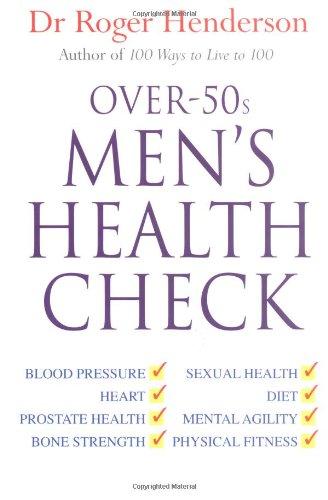 Over 50s Men's Health Check: Roger Henderson