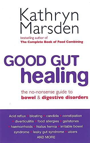 9780749924485: Good Gut Healing: The no-nonsense guide to bowel & digestive disorders: The No-nonsense Guide to Bowel and Digestive Disorders