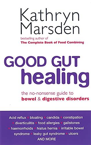 9780749924485: Good Gut Healing: The no-nonsense guide to bowel & digestive disorders: The No-nonsense Guide to Bowel and Digestive Disorders