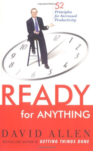 9780749924799: Ready For Anything: 52 productivity principles for work and life