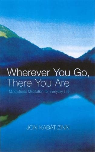 9780749925482: Wherever You Go, There You Are: Mindfulness meditation for everyday life