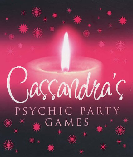 Cassandra's Psychic Party Games: Cassandra Eason