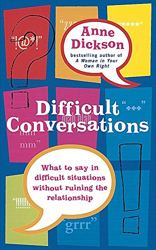 9780749926755: Difficult Conversations