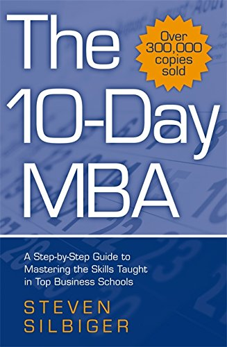 9780749927004: The 10-day MBA