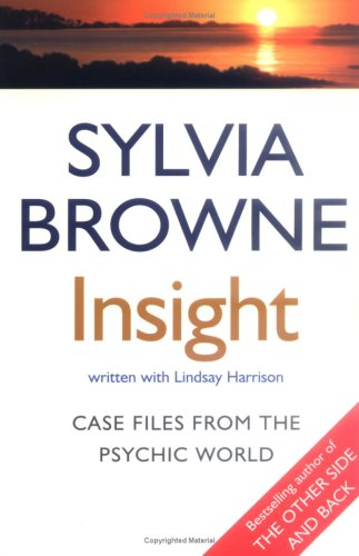 9780749927134: Insight: Case Files from the Psychic World