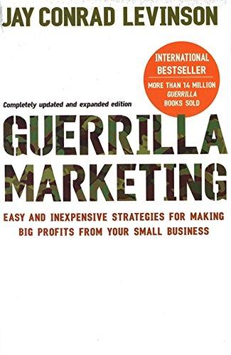 9780749928117: Guerrilla Marketing