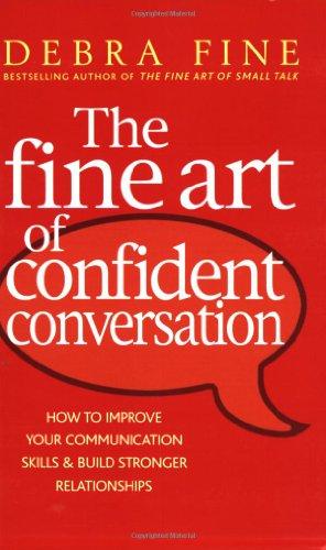 9780749928636: The Fine Art of Confident Conversation