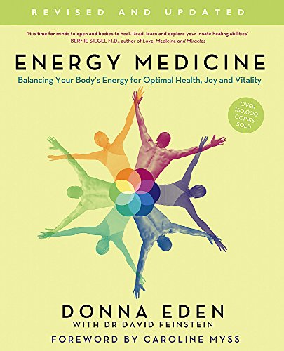 9780749929664: Energy Medicine: Balancing Your Body's Energy for Optimal Health, Joy & Vitality: How to Use Your Body's Energies for Optimum Health and Vitality
