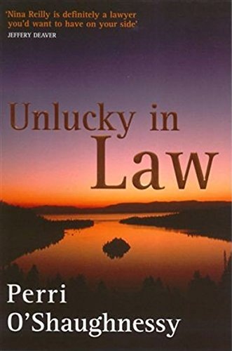 Unlucky in Law (0749935723) by O'Shaughnessy, Perri