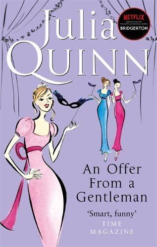 9780749936594: An Offer from a Gentleman (Bridgerton Family Series)