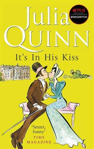 9780749936631: It's In His Kiss: Number 7 in series (Bridgerton Family)