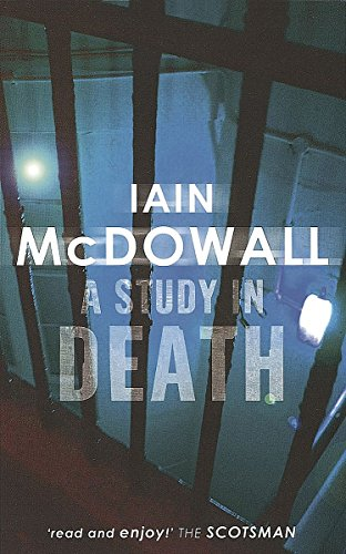 9780749936693: A Study in Death (Jacobson and Kerr Series)