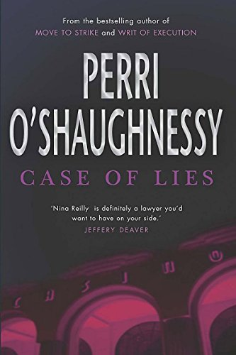 9780749936822: Case Of Lies: Number 11 in series (Nina Reilly)
