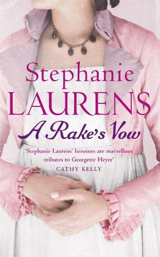 9780749937171: A Rake's Vow: Number 2 in series (Bar Cynster)