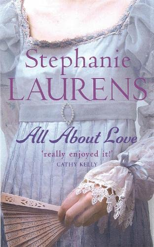 9780749937218: All About Love: Number 6 in series (Bar Cynster)