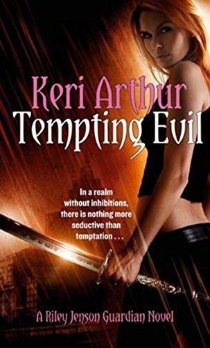 9780749938154: Tempting Evil (Riley Jenson Guardian) (Riley Jenson Guardian) (Riley Jenson Guardian) (Riley Jenson Guardian)