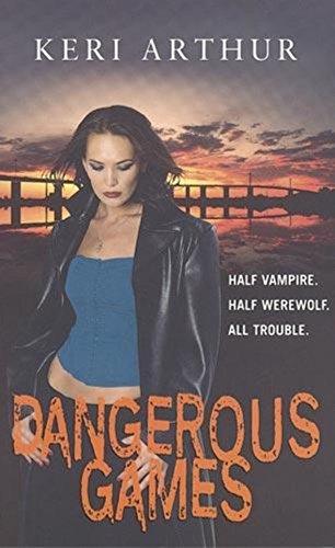9780749938161: Dangerous Games (Riley Jenson Guardian 4)
