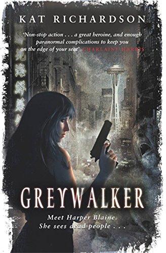 9780749938963: Greywalker