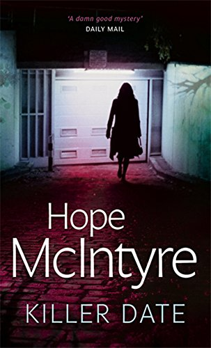 Killer Date (Lee Bartholomew Ghost Writer 3): Hope McIntyre