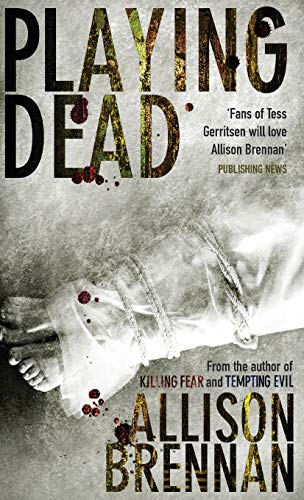 9780749939373: Playing Dead: A Novel of Suspense