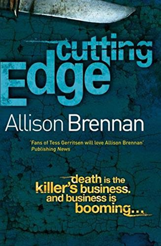 9780749939403: Cutting Edge (FBI Trilogy)