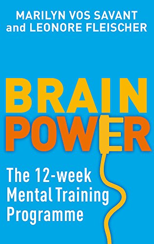 9780749941215: Brain Power: The 12-week mental training programme