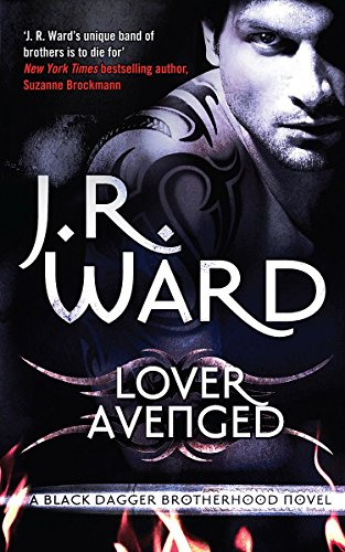 9780749941734: Lover Avenged: Number 7 in series (Black Dagger Brotherhood)