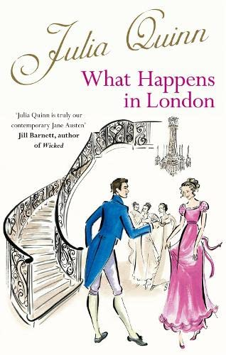 9780749941895: What Happens in London