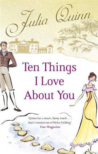 9780749941949: Ten Things I Love About You