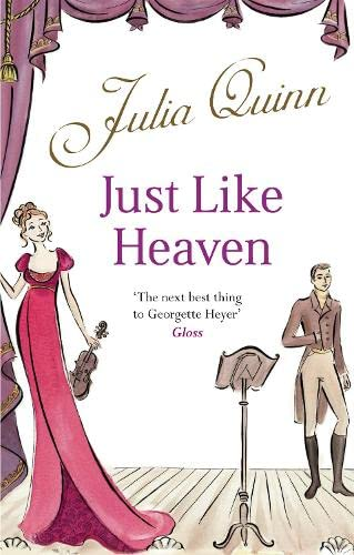 Just Like Heaven (Smythe-Smith Quartet) (0749941995) by Julia Quinn