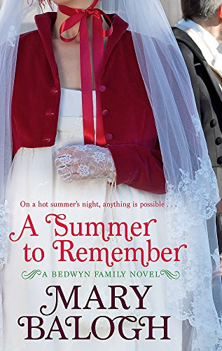 A Summer to Remember. Mary Balogh (Bedwyn Series) (0749942126) by Balogh; Mary Balogh