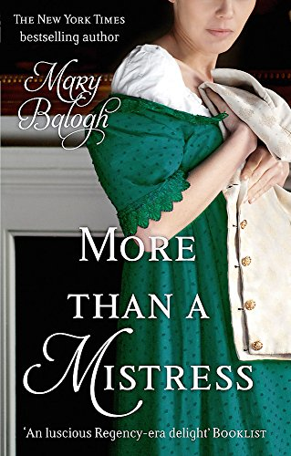 9780749942175: More Than a Mistress (Mistress Couplet)
