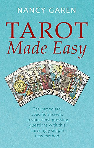 9780749942410: Tarot Made Easy: Get immediate, specific answers to your most pressing questions with this amazingly simple new method