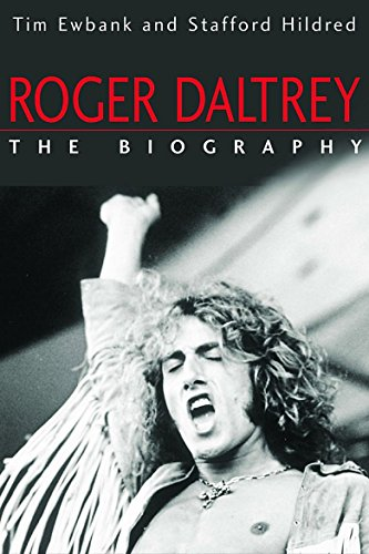 9780749950293: Roger Daltrey: The biography