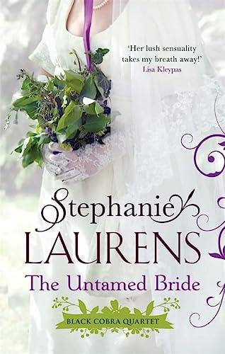 9780749952259: The Untamed Bride: Number 1 in series (Black Cobra Quartet)