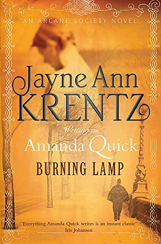 9780749952860: Burning Lamp: Number 8 in series (Arcane Society)