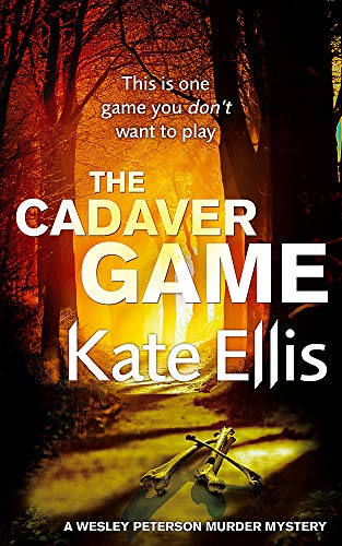9780749953676: The Cadaver Game (The Wesley Peterson Murder Mysteries)