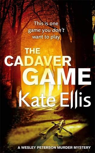 9780749953720: The Cadaver Game (The Wesley Peterson Murder Mysteries)