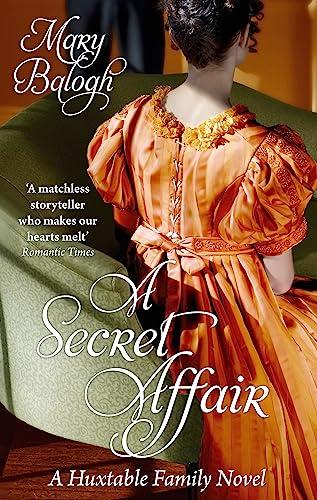 9780749953782: A Secret Affair: Number 5 in series (Huxtables)