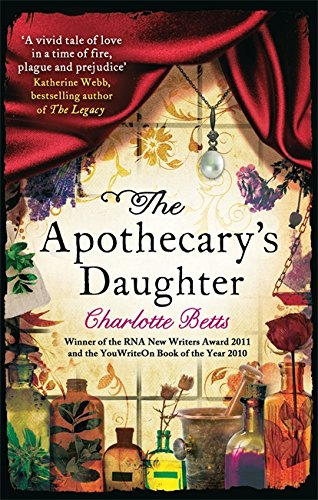 The Apothecary's Daughter: Charlotte Betts