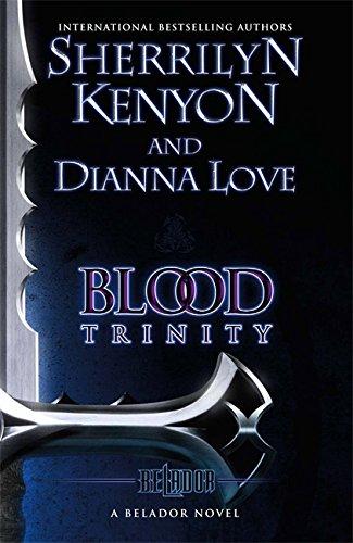 9780749954536: Blood Trinity: Number 1 in series (Belador Code)