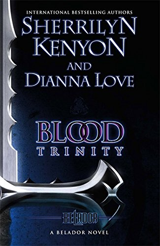 9780749954536: Blood Trinity (Belador Code Series)