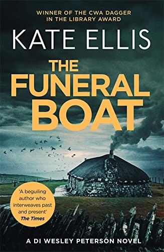 9780749954666: The Funeral Boat: Number 4 in series (Wesley Peterson)