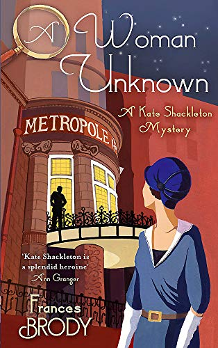 9780749954925: A Woman Unknown: A Kate Shackleton Mystery (Kate Shackleton Mysteries)
