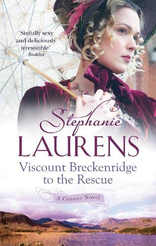 9780749955045: Viscount Breckenridge to the Rescue (Cynster Sisters)