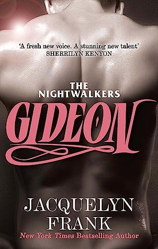 9780749955441: Gideon (Nightwalkers)