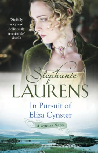 9780749955984: In Pursuit of Eliza Cynster (Cynster Sisters)