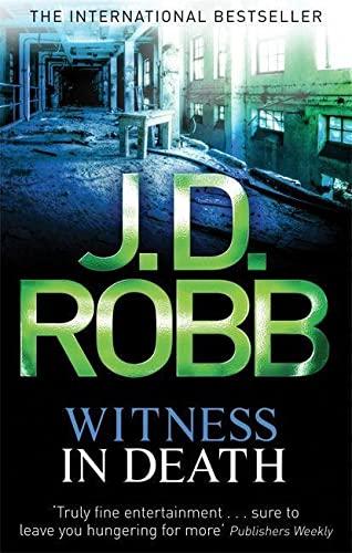 9780749956165: Witness In Death: 10